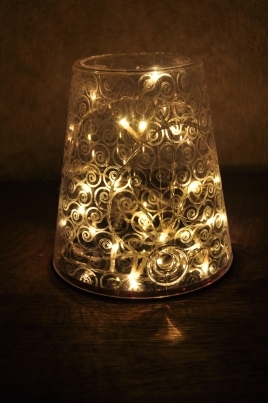 Icebucket lamp